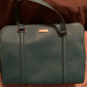 Teal Kate Spade purse!